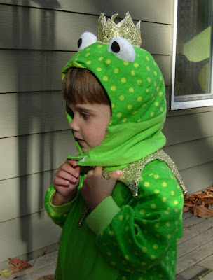 Frog Prince hat