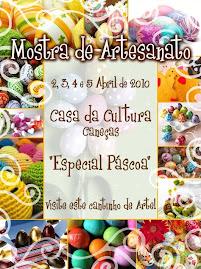 """Mostra de Artesanato """"Festa da Páscoa"""""""