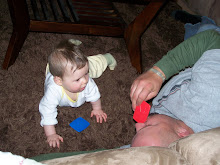 Renee LOVES to play with Daddy