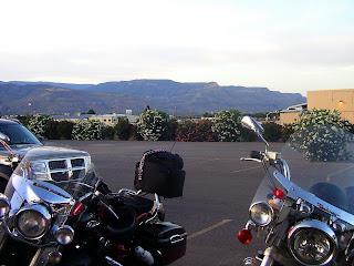 Sunrise in Alamogordo