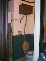 Indoor Plumbing!