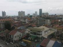 George Town. Penang