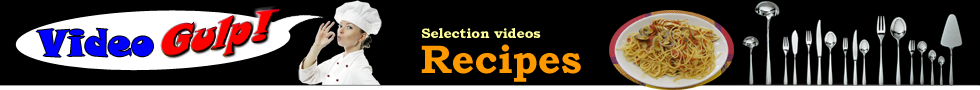 RECIPES VIDEO - VIDEOGULP YouTube videos