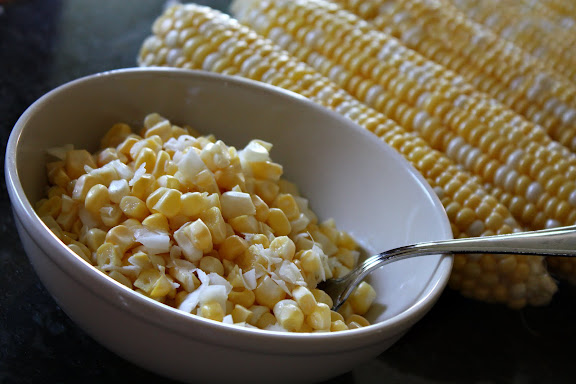 raw corn salad recipe