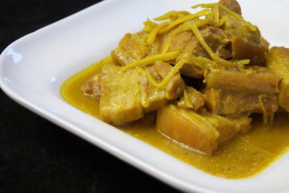 burmese chicken stew recipe