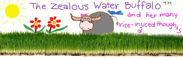 The Zealous Water Buffalo