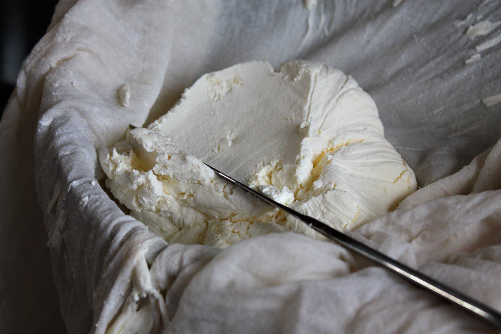 how to make cream cheese