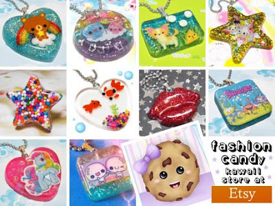 Fashion Candy at Etsy