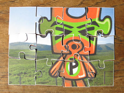 Puzzle Mascot Jigsaw Puzzle!