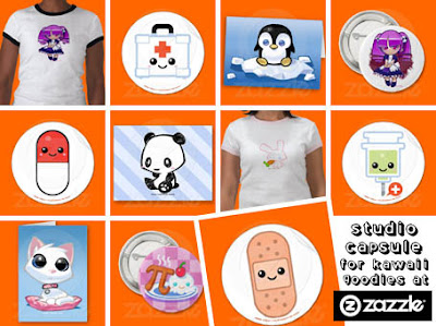 Studio Capsule at Zazzle