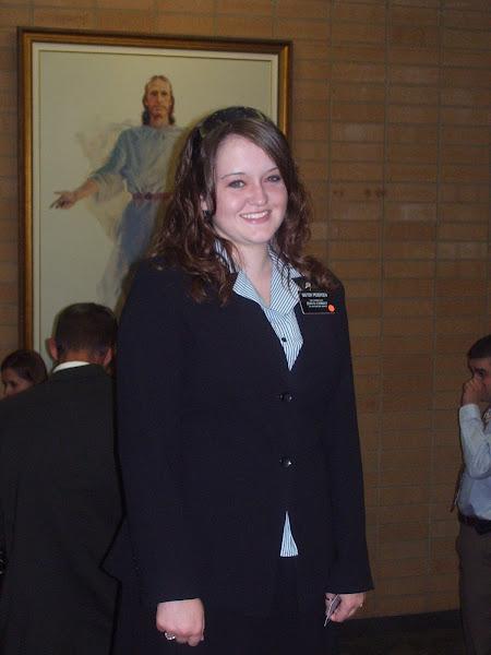 Sister Morgan J. Pedersen