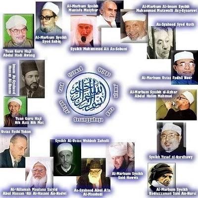 tokoh-tokoh pejuang Islam