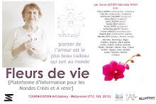 Exposition Fleurs de vie