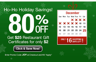 40 free $10 restaurant.com gift cards to give to friends! - Fun ...