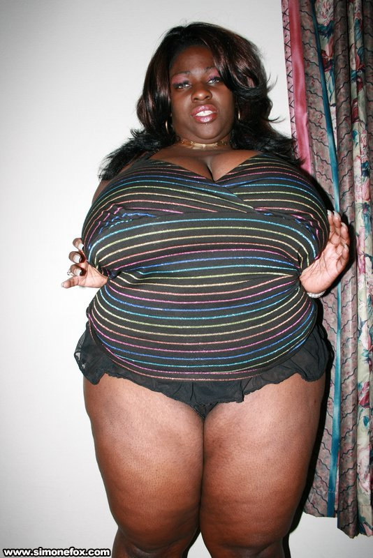 fat black girl