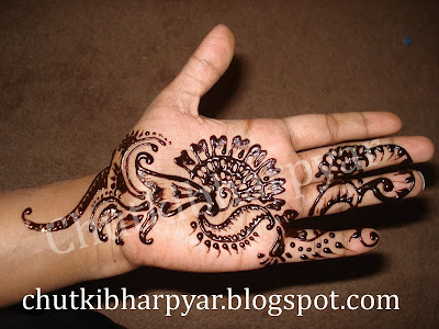 New Mehndi Design � mehndi