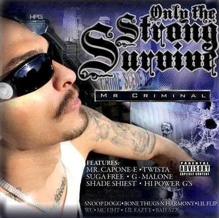 [RequestZone] Façam aqui pedidos de Albuns de musica Mr.+Criminal+-+Only+The+Strong+Survive+(2009)