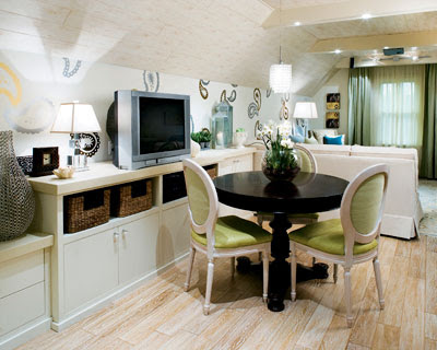 Candice Olson Office Design second wind : home office design: work in style