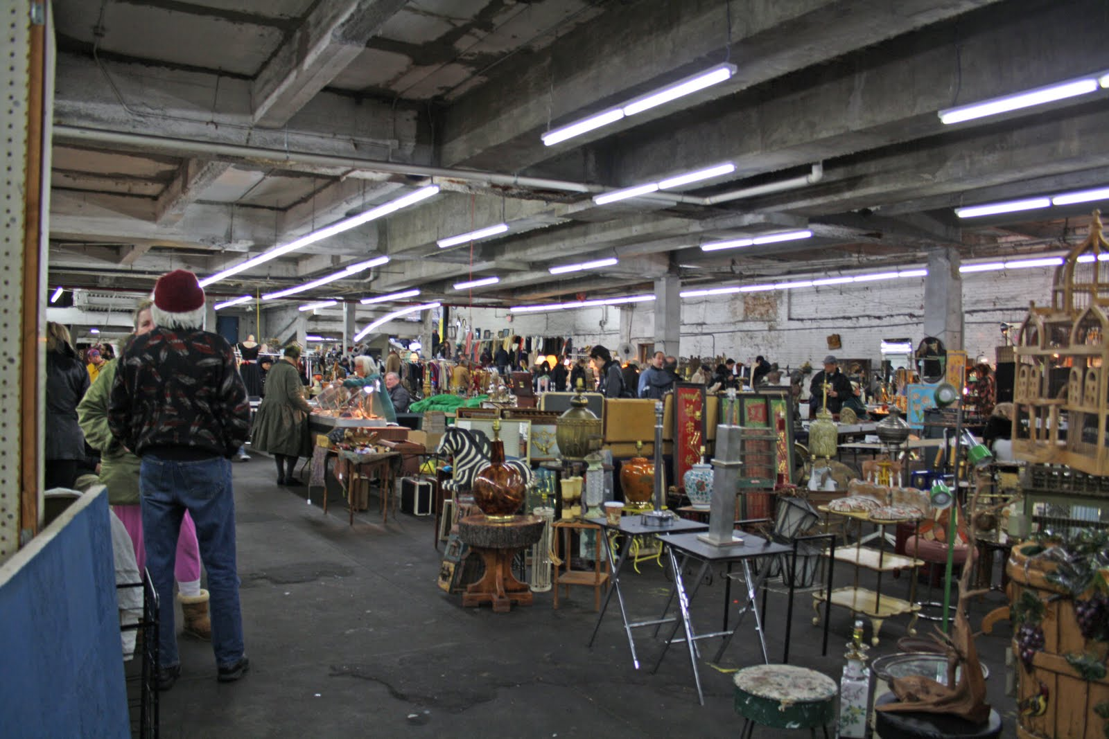 The Beautiful Streets Chelsea Flea Market