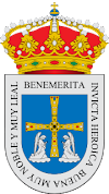 Escudo de Oviedo