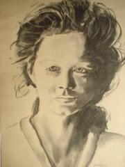 Dibujo con Carbonilla