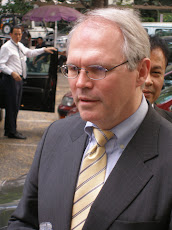 US Ambassador Christopher Hill, Assistant Secretary of State for East Asia, 2008