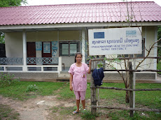 Phounmarkmy Health Centre and Current Nurse