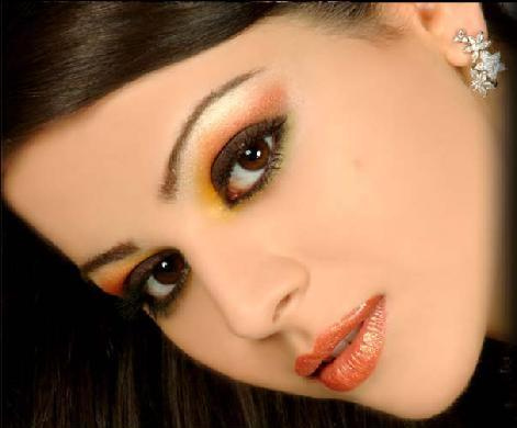 latest makeup styles. Latest Arabic Makeup Styles