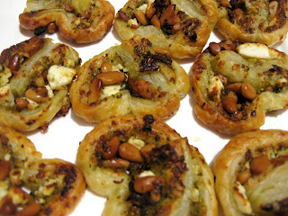 Munchnibble Savoury Palmiers Delicious Nibbles With Drinks