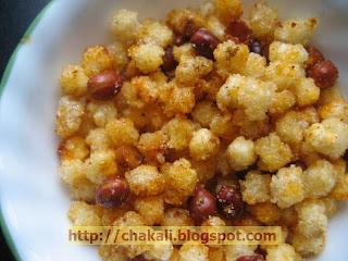chiwada recipe, sabudana recipe, sago recipe, vegetarian recipe, sabudana chiwada recipe, shabudana recipe, chiwda recipe, maharashtrian chiwda recipe