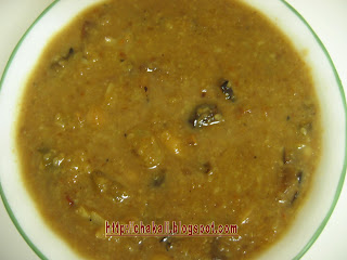 Indian Chutney, chutney recipe, Panchamrut recipe, Panchamrut