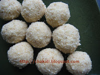 Rava Laddu, Semolina Pudding, Farina Laddu, Laddu Recipe, Indian Sweets, Coconut Rava Laddu