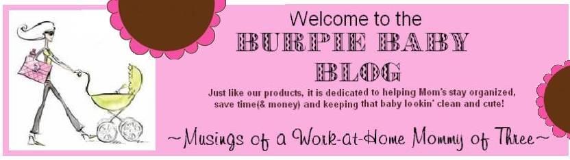 Burpie Baby Blog
