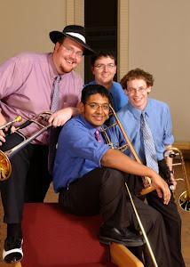 Fourtissimo - Trombone Quartet