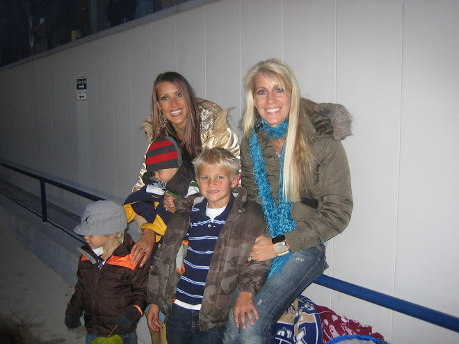 BYU football game.  It was cold but it was fun to wear our winter clothes