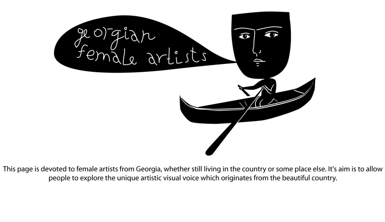 Georgian Female Artists