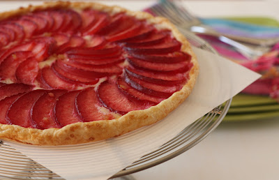 Pluot+and+Almond+Crostatabc Pluot and Almond Crostata   Summerfest 2010   Part 2