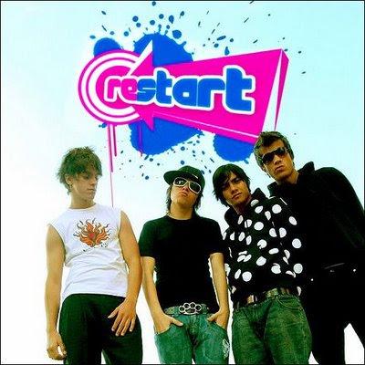 Restart:mp3 musicas Rock pop EP