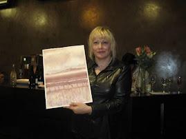 """Cuadro realizado durante la """"Clase Magistral de Champagne y Protocolo Empresarial"""""""