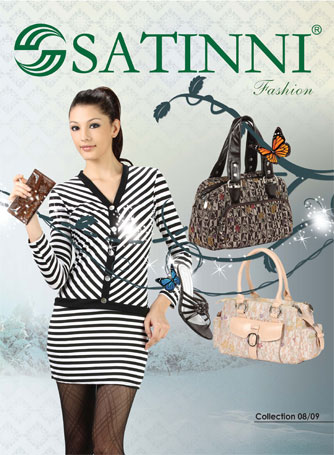 SATINNI Fashion Catalogue 2008 Volume 10