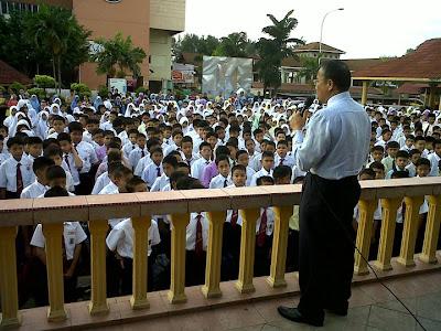 bagi tahun 2011 menjadi kebiasaan pada setiap awal tahun murid murid