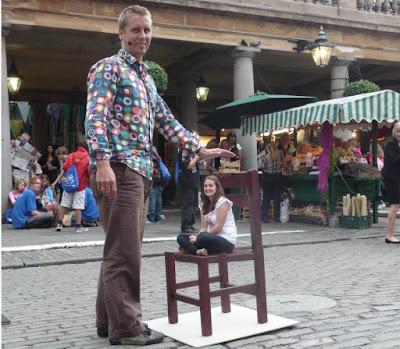 Iluzia scaunului
