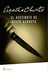 El Asesinato de Roger Ackroid - Agatha Christie
