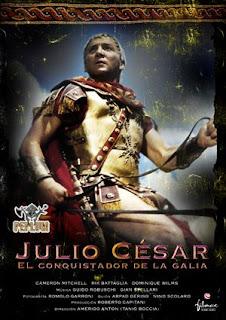 Julio César, el Conquistador de la Galia