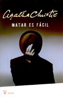 Matar es Fácil - Agatha Christie