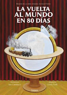 La vuelta al mundo en 80 días (resumen) - Monografias.com