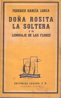 Doña Rosita la Soltera - Federico García Lorca