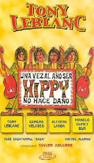 Una Vez al Año Ser Hippy no Hace Daño