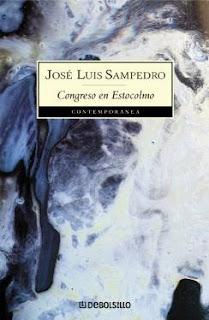 Congreso en Estocolmo - José Luis Sampedro