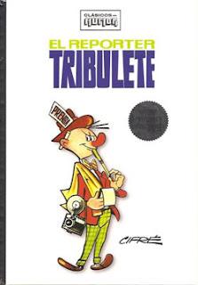 El Repórter Tribulete - Cómic